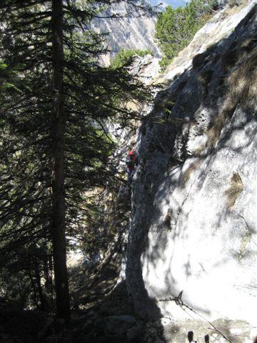 Foto: Alpinfreunde / Wander Tour / Von Weißenbach bei Strobl auf den Großen Sparber / 13.04.2007 19:56:04