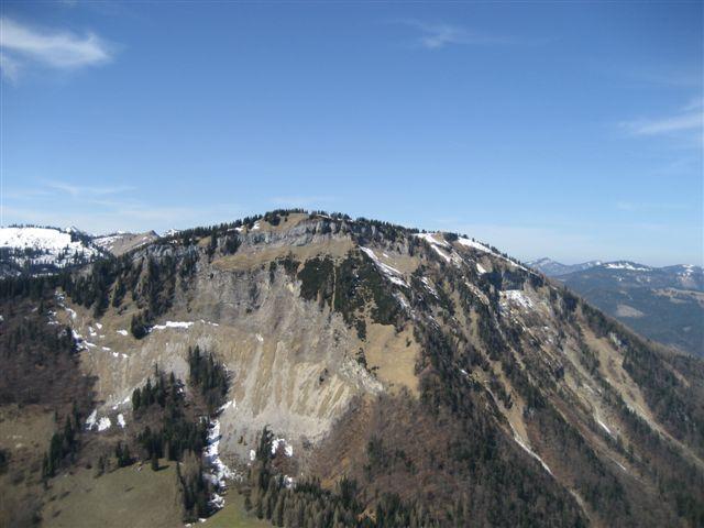 Foto: Alpinfreunde / Wander Tour / Von Weißenbach bei Strobl auf den Großen Sparber / 13.04.2007 19:56:39