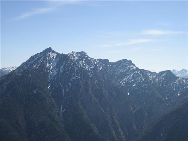Foto: Alpinfreunde / Wander Tour / Von Weißenbach bei Strobl auf den Großen Sparber / 13.04.2007 19:56:56