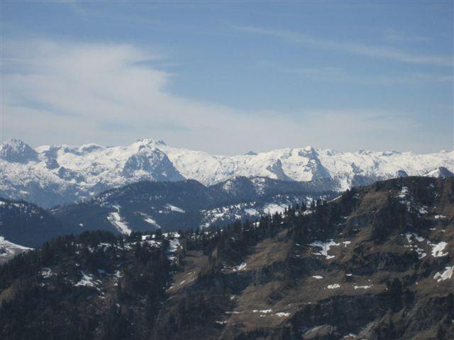 Foto: Alpinfreunde / Wander Tour / Von Weißenbach bei Strobl auf den Großen Sparber / 13.04.2007 19:57:06