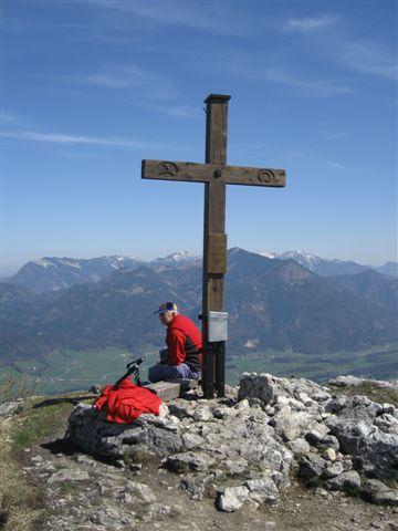 Foto: Alpinfreunde / Wander Tour / Von Weißenbach bei Strobl auf den Großen Sparber / 13.04.2007 19:57:11