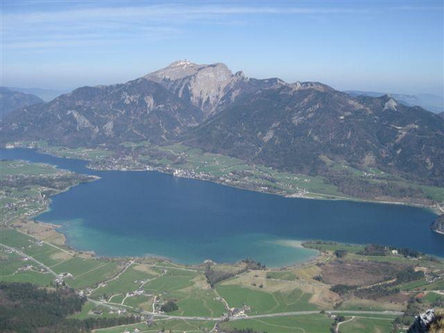 Foto: Alpinfreunde / Wander Tour / Von Weißenbach bei Strobl auf den Großen Sparber / 13.04.2007 19:57:21