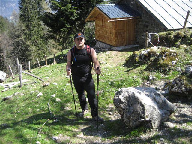 Foto: Alpinfreunde / Wander Tour / Von Weißenbach bei Strobl auf den Großen Sparber / 13.04.2007 19:58:04