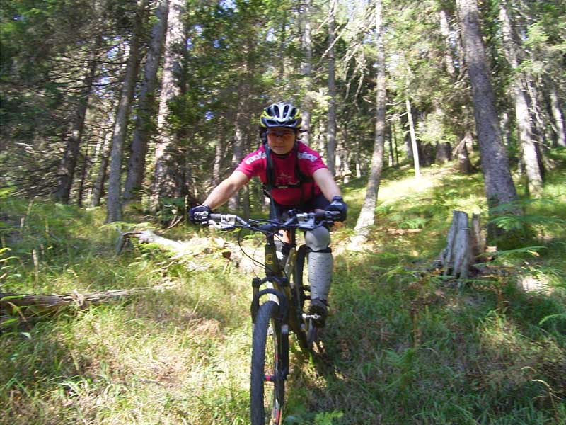 Foto: Corinna Mößlacher / Mountainbiketour / Wunderbaumrunde / 10.05.2007 10:45:33