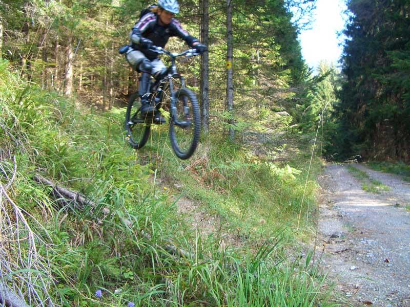 Foto: Corinna Mößlacher / Mountainbiketour / Wunderbaumrunde / 10.05.2007 10:43:41