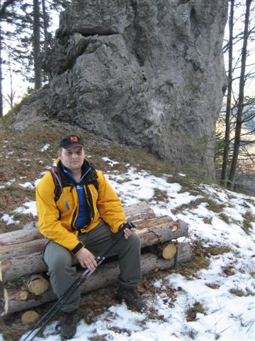 Foto: Jogal / Wander Tour / Von Steinbach am Ziehberg auf den Mittagstein / 19.04.2007 07:09:04