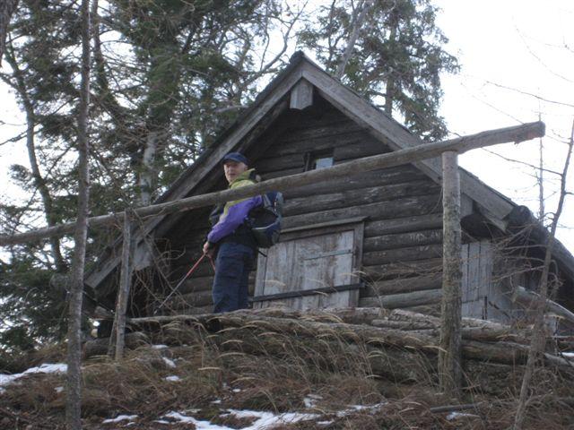 Foto: Jogal / Wander Tour / Von Steinbach am Ziehberg auf den Mittagstein / 19.04.2007 07:09:18