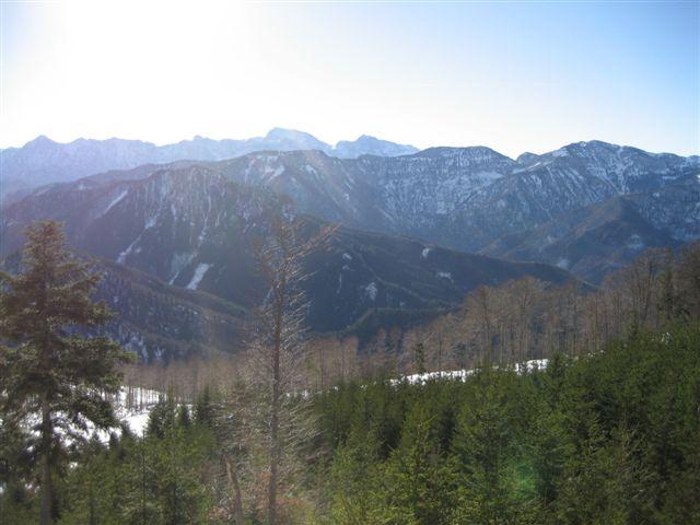 Foto: Alpinfreunde / Wander Tour / Von Steinbach am Ziehberg auf den Mittagstein / 19.04.2007 07:09:32