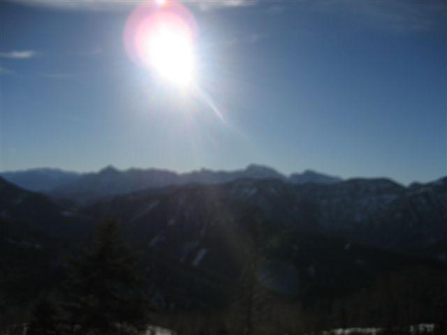 Foto: Jogal / Wander Tour / Von Steinbach am Ziehberg auf den Mittagstein / 19.04.2007 07:09:37