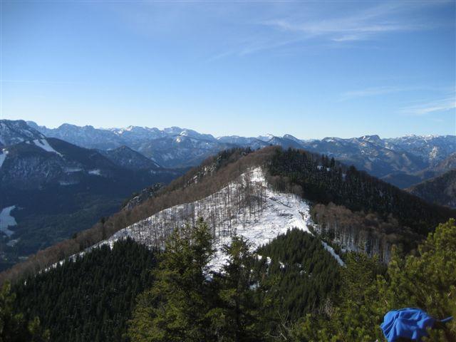 Foto: Jogal / Wander Tour / Von Steinbach am Ziehberg auf den Mittagstein / 19.04.2007 07:09:56