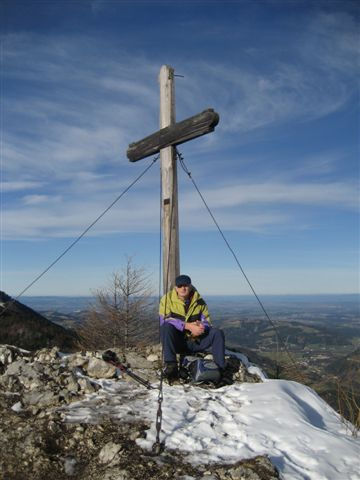 Foto: Jogal / Wander Tour / Von Steinbach am Ziehberg auf den Mittagstein / 19.04.2007 07:10:08