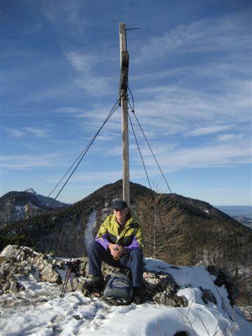 Foto: Alpinfreunde / Wander Tour / Von Steinbach am Ziehberg auf den Mittagstein / 19.04.2007 07:10:14