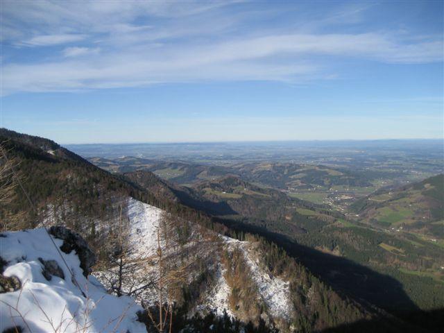 Foto: Jogal / Wander Tour / Von Steinbach am Ziehberg auf den Mittagstein / 19.04.2007 07:10:28