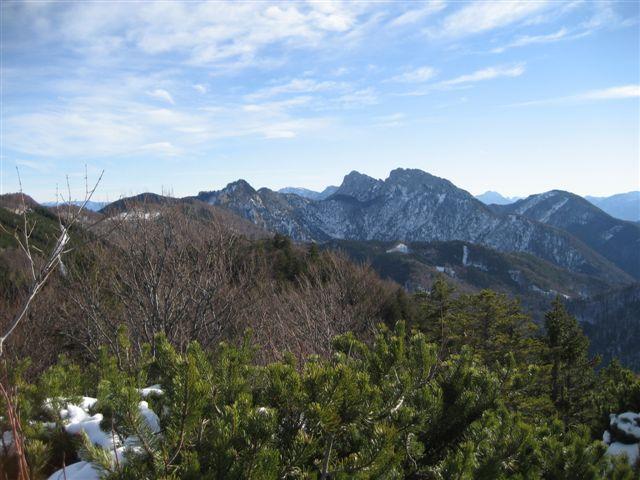 Foto: Jogal / Wander Tour / Von Steinbach am Ziehberg auf den Mittagstein / 19.04.2007 07:10:41