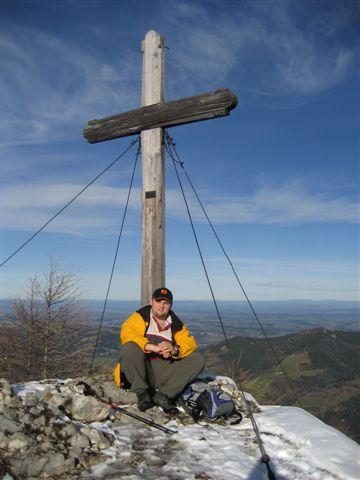 Foto: Alpinfreunde / Wander Tour / Von Steinbach am Ziehberg auf den Mittagstein / 19.04.2007 07:10:46