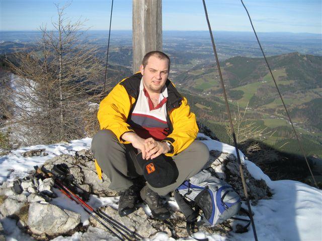 Foto: Jogal / Wander Tour / Von Steinbach am Ziehberg auf den Mittagstein / 19.04.2007 07:10:52