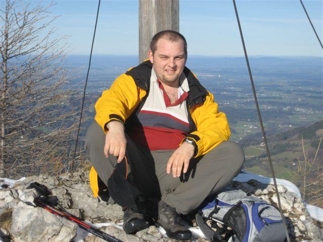Foto: Jogal / Wander Tour / Von Steinbach am Ziehberg auf den Mittagstein / 19.04.2007 07:10:58