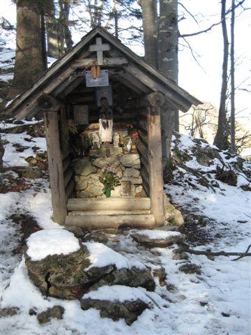 Foto: Jogal / Wander Tour / Von Steinbach am Ziehberg auf den Mittagstein / 19.04.2007 07:11:25