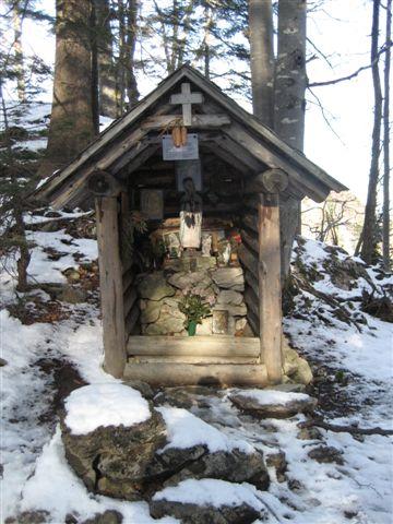 Foto: Jogal / Wander Tour / Von Steinbach am Ziehberg auf den Mittagstein / 19.04.2007 07:11:32
