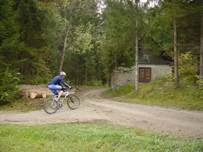 Foto: Corinna Mößlacher / Mountainbiketour / Rund um die Gatschacher Weide - Weissensee / Rothns Mühle / 04.05.2007 09:43:59