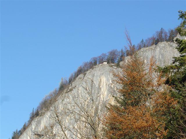 Foto: Alpinfreunde / Wander Tour / Von der Radluckn Hütte über die Ewige Wand auf den Predigstuhl / 19.04.2007 20:02:05