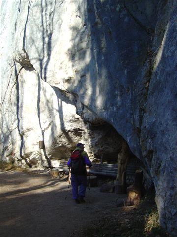 Foto: Alpinfreunde / Wander Tour / Von der Radluckn Hütte über die Ewige Wand auf den Predigstuhl / 19.04.2007 20:02:11