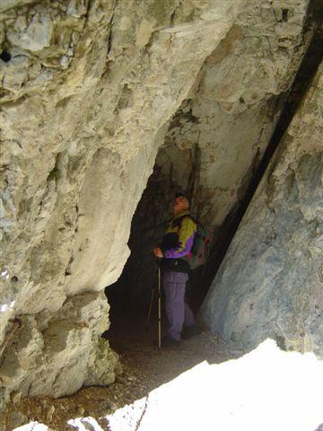 Foto: Alpinfreunde / Wander Tour / Von der Radluckn Hütte über die Ewige Wand auf den Predigstuhl / 19.04.2007 20:02:19