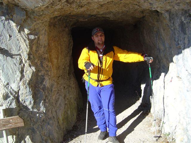 Foto: Alpinfreunde / Wander Tour / Von der Radluckn Hütte über die Ewige Wand auf den Predigstuhl / 19.04.2007 20:02:52