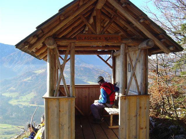 Foto: Alpinfreunde / Wander Tour / Von der Radluckn Hütte über die Ewige Wand auf den Predigstuhl / 19.04.2007 20:03:18
