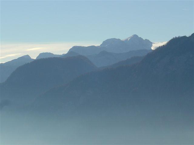 Foto: Alpinfreunde / Wander Tour / Von der Radluckn Hütte über die Ewige Wand auf den Predigstuhl / 19.04.2007 20:03:22