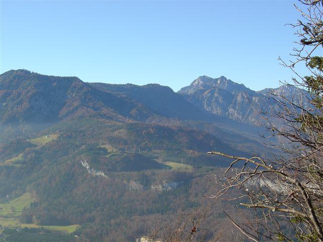 Foto: Alpinfreunde / Wander Tour / Von der Radluckn Hütte über die Ewige Wand auf den Predigstuhl / 19.04.2007 20:03:29