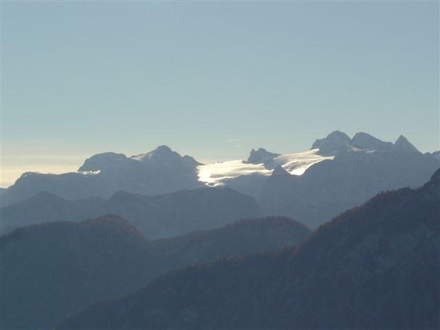 Foto: Alpinfreunde / Wander Tour / Von der Radluckn Hütte über die Ewige Wand auf den Predigstuhl / 19.04.2007 20:03:38