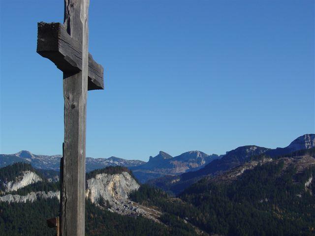 Foto: Alpinfreunde / Wander Tour / Von der Radluckn Hütte über die Ewige Wand auf den Predigstuhl / 19.04.2007 20:03:47
