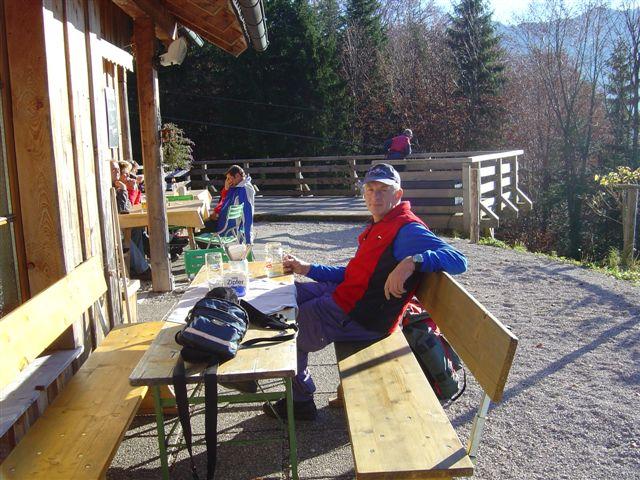 Foto: Alpinfreunde / Wander Tour / Von der Radluckn Hütte über die Ewige Wand auf den Predigstuhl / 19.04.2007 20:04:11
