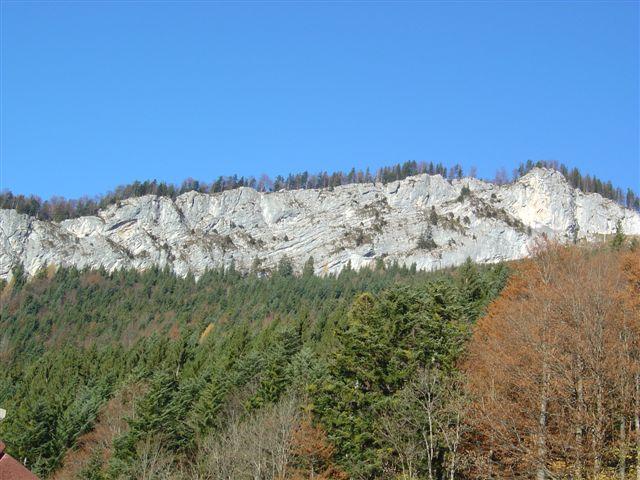 Foto: Alpinfreunde / Wander Tour / Von der Radluckn Hütte über die Ewige Wand auf den Predigstuhl / 19.04.2007 20:04:17