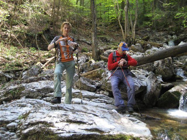 Foto: Jogal / Wander Tour / Von Scharnstein auf den Hochsalm / 22.04.2007 19:52:43