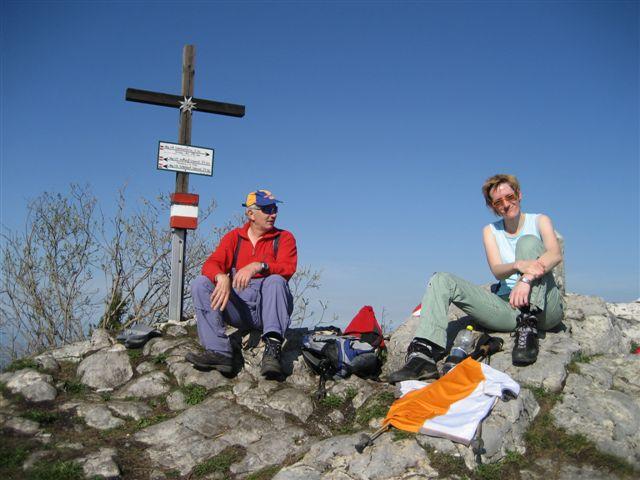 Foto: Jogal / Wander Tour / Von Scharnstein auf den Hochsalm / 22.04.2007 19:56:20