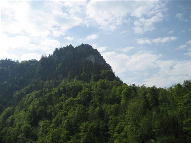 Foto: Alpinfreunde / Wandertour / Über den Naturfreundesteig auf den Traunstein / 29.04.2007 19:53:16