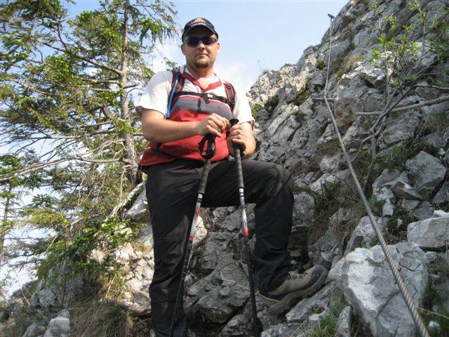 Foto: Alpinfreunde / Wandertour / Über den Naturfreundesteig auf den Traunstein / 29.04.2007 19:54:07