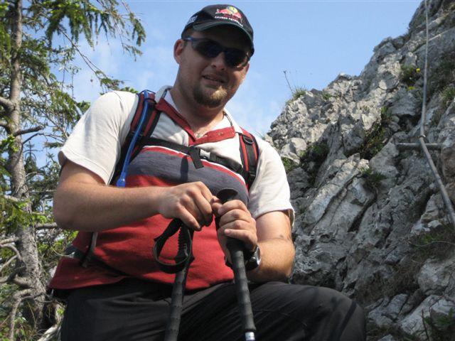 Foto: Alpinfreunde / Wandertour / Über den Naturfreundesteig auf den Traunstein / 29.04.2007 19:54:14
