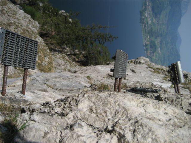 Foto: Alpinfreunde / Wandertour / Über den Naturfreundesteig auf den Traunstein / 29.04.2007 19:59:47