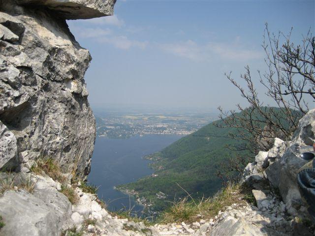 Foto: Alpinfreunde / Wandertour / Über den Naturfreundesteig auf den Traunstein / 29.04.2007 20:00:17