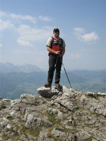 Foto: Alpinfreunde / Wandertour / Über den Naturfreundesteig auf den Traunstein / 29.04.2007 20:00:43