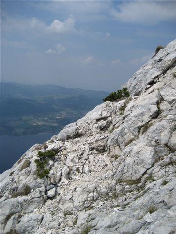 Foto: Alpinfreunde / Wandertour / Über den Naturfreundesteig auf den Traunstein / 29.04.2007 20:01:17