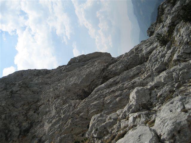 Foto: Alpinfreunde / Wandertour / Über den Naturfreundesteig auf den Traunstein / 29.04.2007 20:01:37