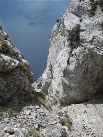 Foto: Alpinfreunde / Wandertour / Über den Naturfreundesteig auf den Traunstein / 29.04.2007 20:02:11