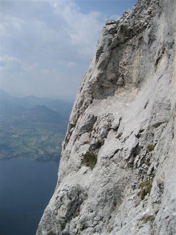 Foto: Alpinfreunde / Wandertour / Über den Naturfreundesteig auf den Traunstein / 29.04.2007 20:02:20
