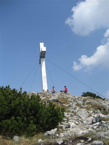 Foto: Alpinfreunde / Wandertour / Über den Naturfreundesteig auf den Traunstein / 29.04.2007 20:03:55