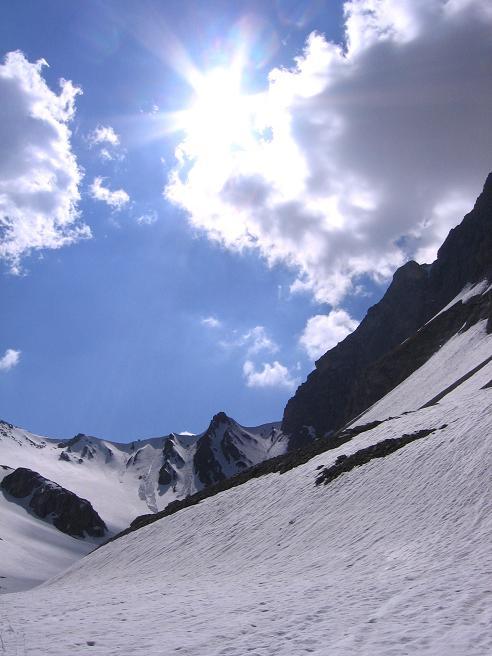 Foto: Andreas Koller / Wander Tour / Auf die Felskarspitze (2506m) / Die Hölle / 30.04.2007 20:42:11