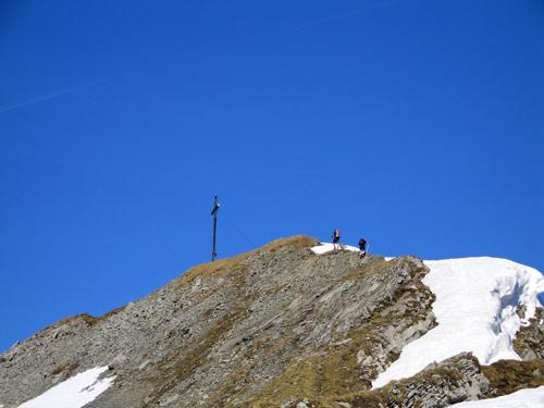 Foto: vince 51 / Wandertour / Von Wengle auf den Plattberg / 30.04.2007 23:36:31